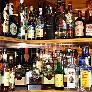 Стоимость алкоголя в России