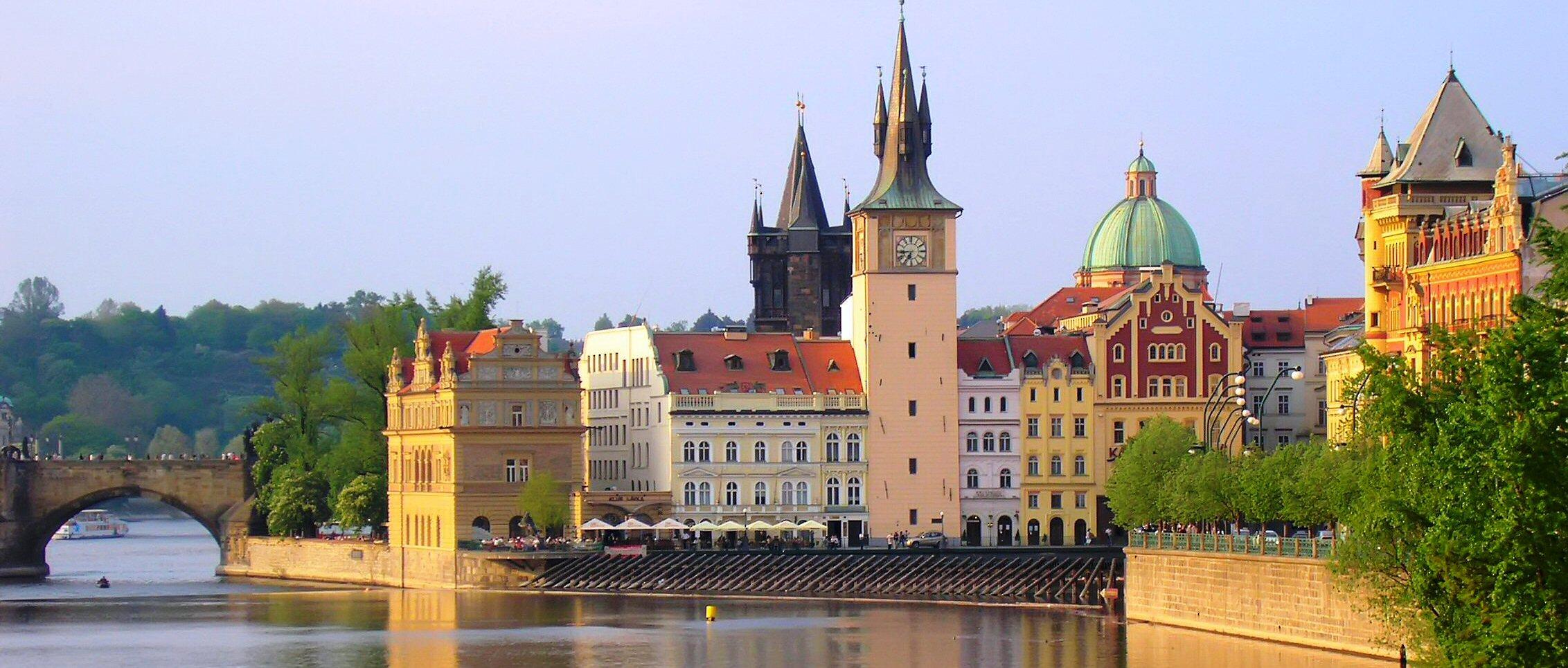 Стоимость сигарет в Чехии